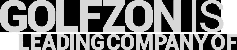 GOLFZONISLEADINGCOMPNAYOF