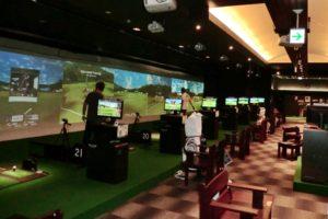 ゴルフシミュレーターで独立開業するときに参考にしたい店舗モデル3