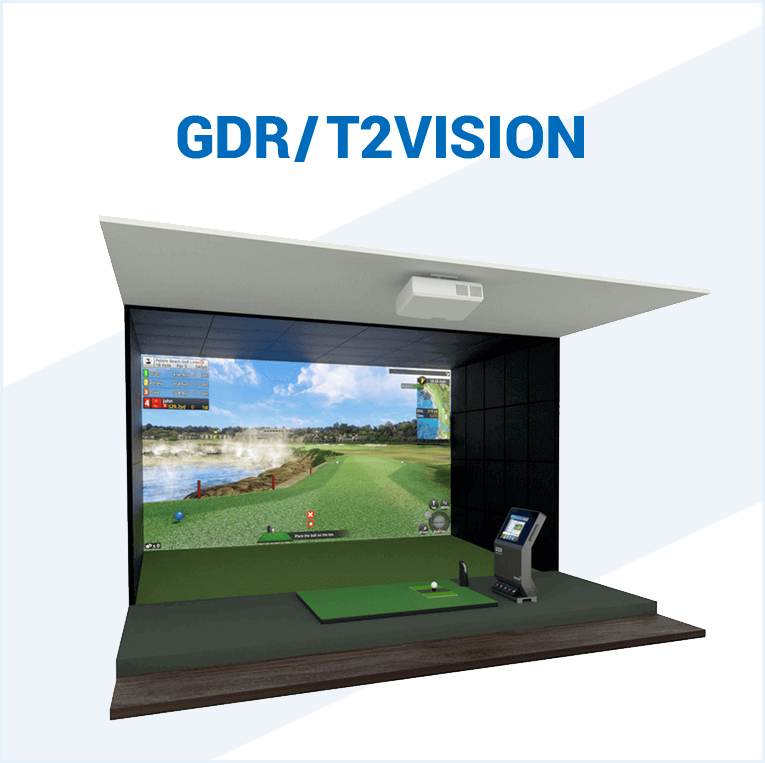 T2 VISION PLUS GDR
