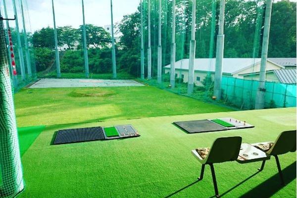 花巻ゴルフガーデン(ゴルフ練習場)